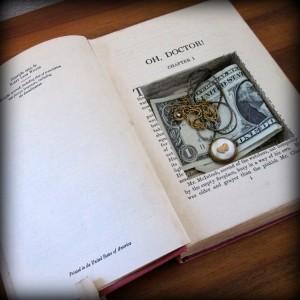 hollow books safe